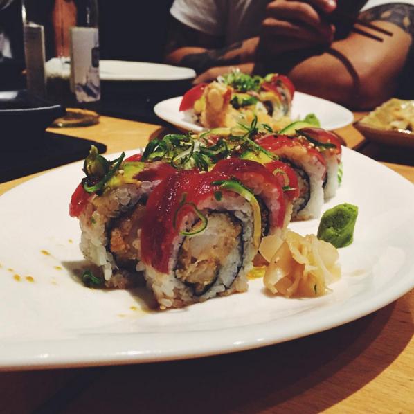 @Restaurante Shibui
