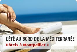 Hôtels à Montpellier