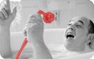 Canta en la ducha
