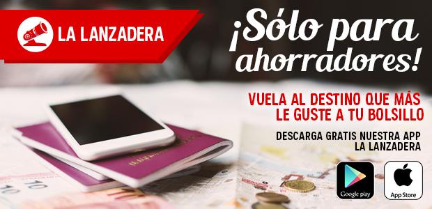 Descarga la app de La Lanzadera