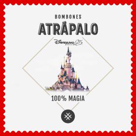 Disney, 100% MAGIA para 3