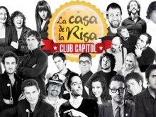 Entradas en Club Capitol