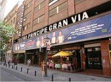 Teatro Pr Ncipe Gran V A Venta De Entradas: teatro principe gran via