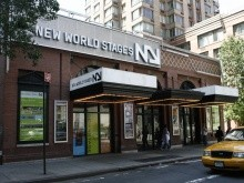 Entradas en New World Stages