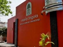 Entradas en Centro de Convenciones Maria Angola