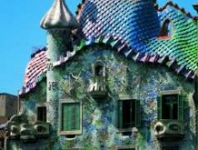 Entradas en Casa Batlló
