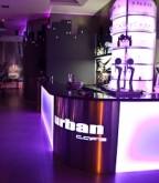 Entradas en Urban Cafe