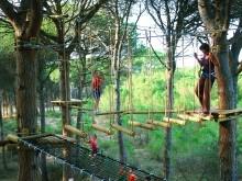 Actividades en Costa Brava Parc Aventura