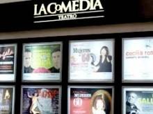 Entradas en Teatro La Comedia