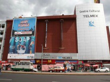Entradas en Centro Cultural Teatro I