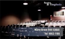 Entradas en El Tinglado Teatro