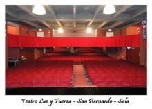 Entradas en Teatro Luz y Fuerza San Bernardo