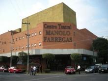 Entradas en Teatro México, Centro Teatral Manolo Fábregas