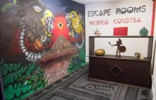 Entradas en Escape Rooms México Condesa