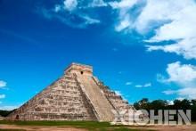Entradas en Chichén Itzá