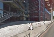Actividades en Plaza principal del Museo Reina Sofía