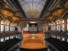 Entradas en Palau de la Música Catalana