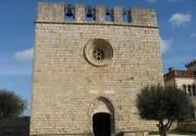 Entradas en Església de Sant Martí d'Empúries