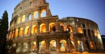 Rejoignez le port de Rome